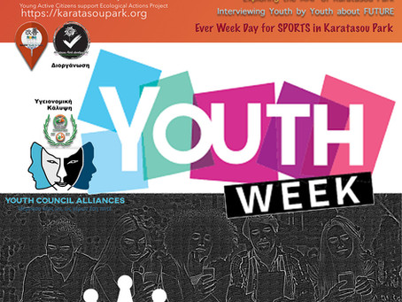 5th Interview of Rethinking Youth (EYW) - Personal development