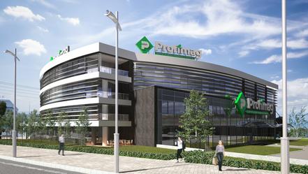 """БС Конструкция започва строителство на нова административна и търговска сграда """"Profimag"""""""