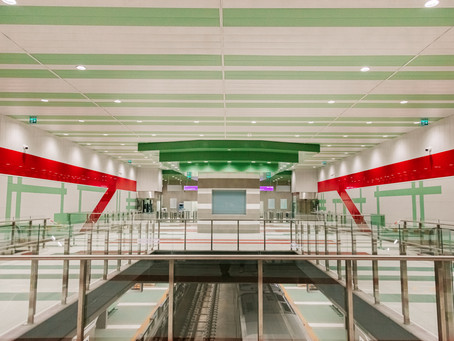 The green line of Sofia