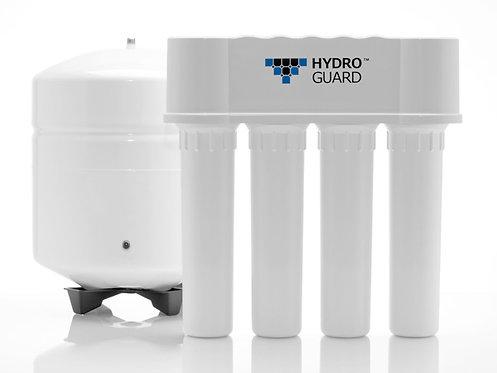 Hydro Guard Purificador de Agua de Osmosis Inversa de 4 etapas, 50 GPD s/bomba
