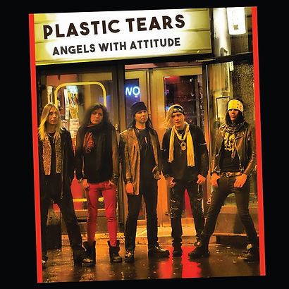Plstic Tears -Angels With Attitude