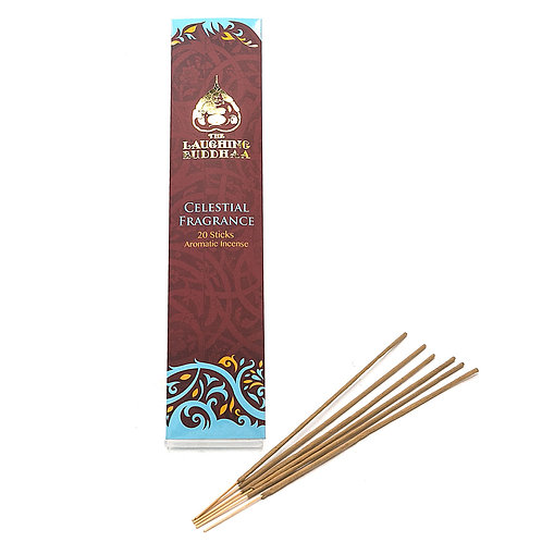 Celestial Fragrance- Laughing Buddha Incense