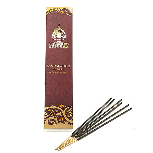 Special Sandalwood - Laughing Buddha Incense