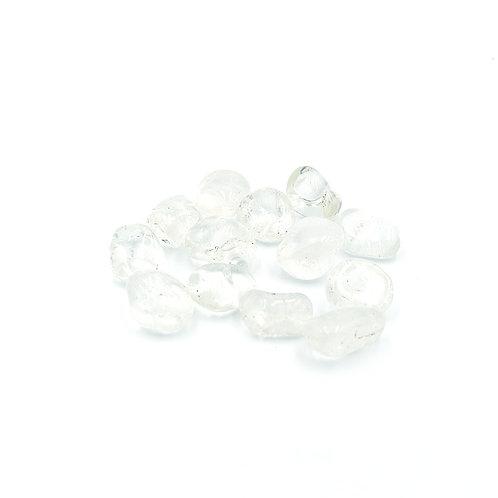 Clear Quartz Tumble Stones