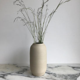 Vase terre brute