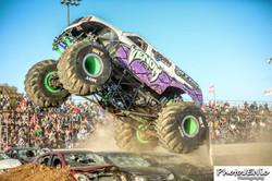 venom monster truck