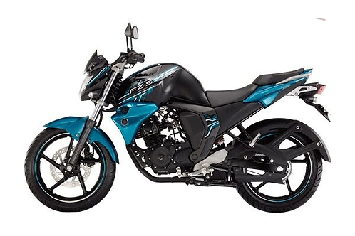 Yamaha FZS V2: from Bengaluru