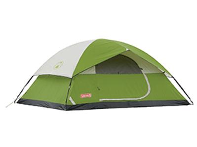 4 Person Tent (Colemon)