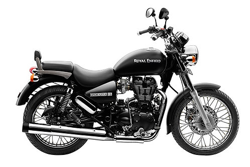 RE Thinderbird 350 : from Bengaluru