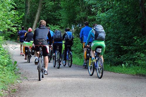 Bidadi Magadi Bicycle Trip