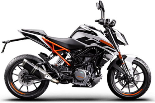 KTM Duke 250 : from Bengaluru