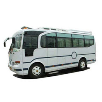 Booking fees for Trouper Mini-Bus from Karnataka