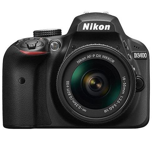 Nikkon D3400
