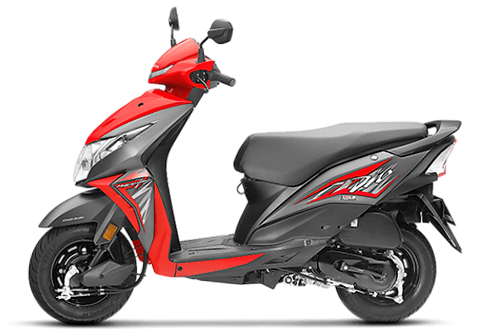 Honda Dio 110 : from Bengaluru