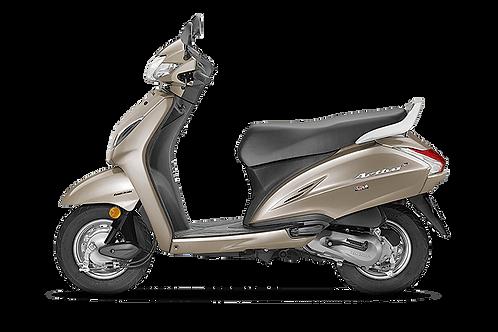 Honda Activa 110 : from Bengaluru