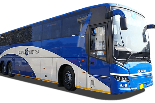 Booking fees for Trouper Bus from Maharastra
