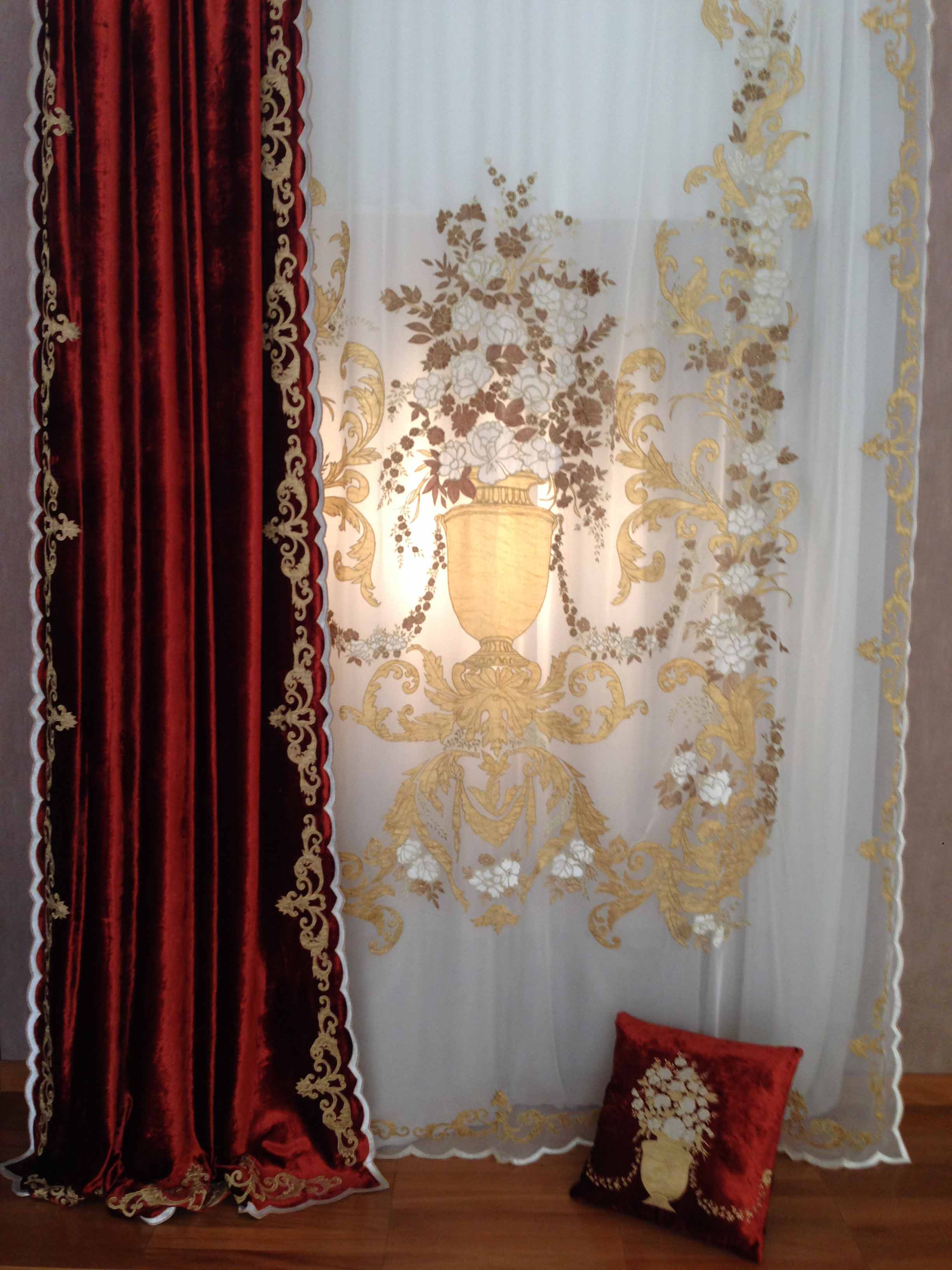 MOZART special curtains