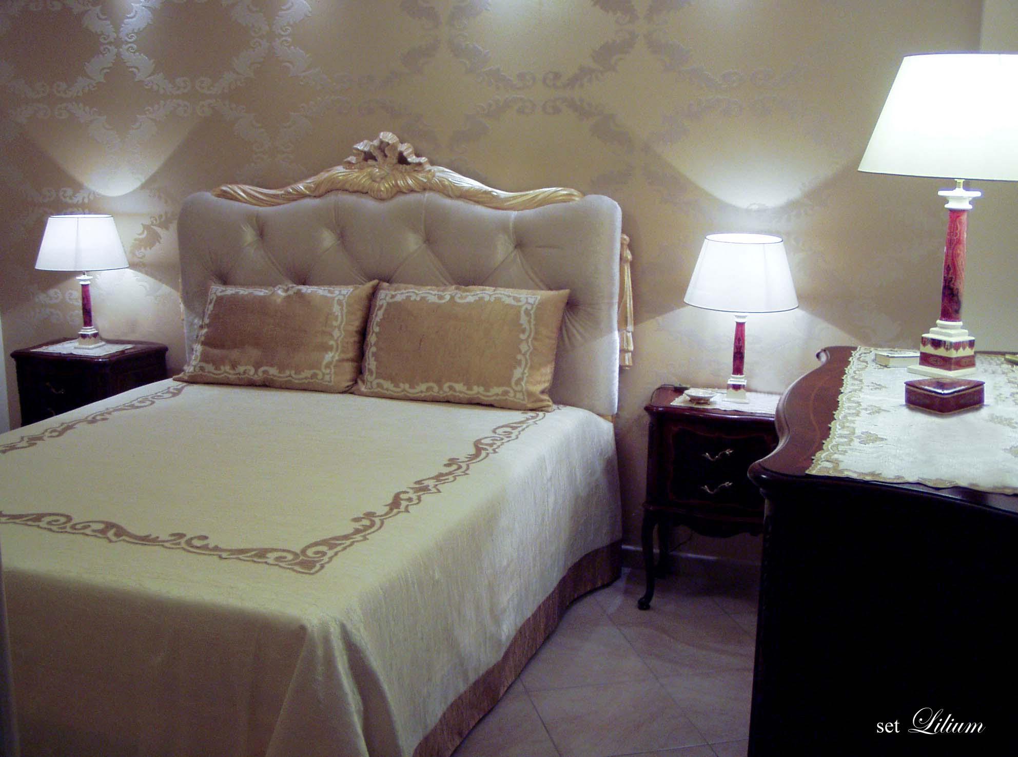 NUVOLA LILIUM luxury bedroom