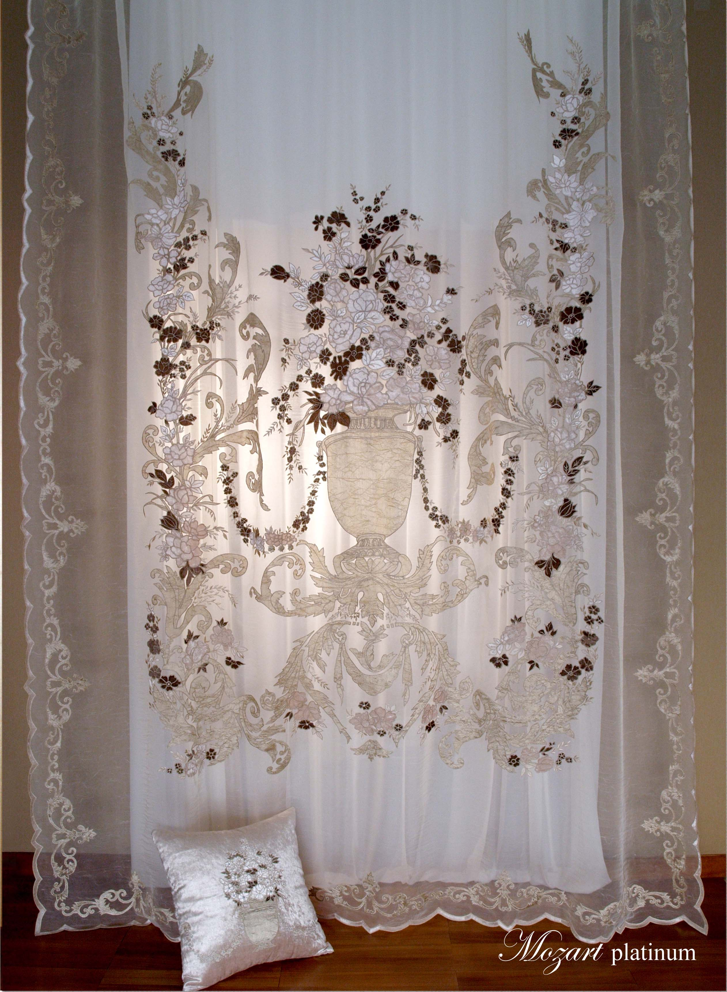 MOZART luxury curtain