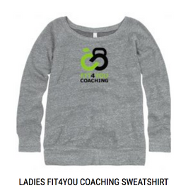 Ladies Branded Sweatshirt