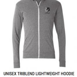 Unisex Branded Lightweight Hoodie
