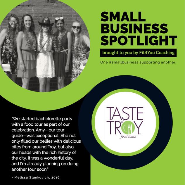 Taste of Troy Food Tours