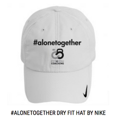 #alonetogether Dry Fit Hat