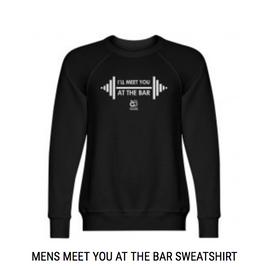 Mens Meet You At The Bar Sweatshirt