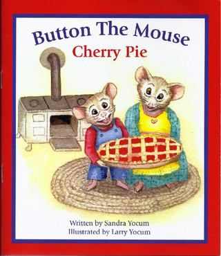 Button the Mouse Books