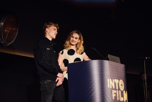 Into Film Awards, ODEON Luxe Leicester Square