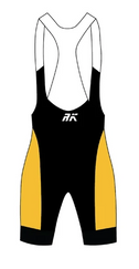 Cycling Bib Shorts - Back