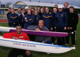 New boat named after Colin Jackson