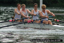 Prince Albert 2006 at Henley qualifiers