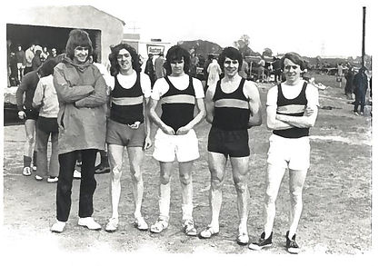 BUBC Coxed 4 from 1973