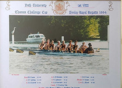 Thames Cup crew 1994