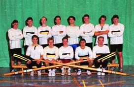 BUBC in 1992/93