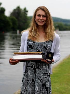 Laura Macro wins HWR