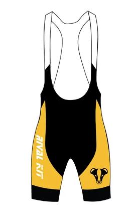 Cycling Bib Shorts - Front