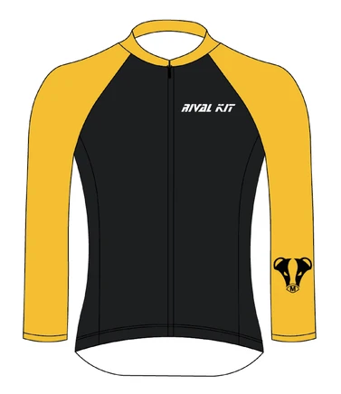 Cycling Thermal Jersey - Front