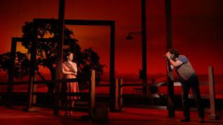 Tender Romanticism Straddles Broadway