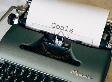 Goals - how big or small should you go?