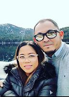 Paolo and Rhona Antiporda