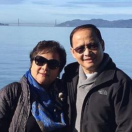 Manny and Carol Esguerra