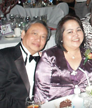 Rolly and Becky Dela Cruz