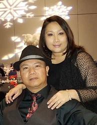 Mark and Windee Marzan