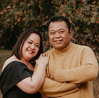 Marc and May Sahagon