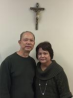 Rey and Lolit Alvarez