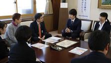 坂口雄介が平成29年度新潟大学学長賞を受賞しました。