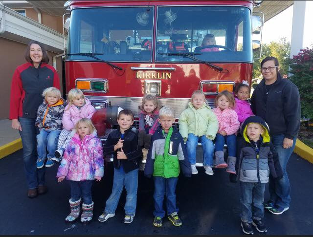 Kirklin Fire Station Outing