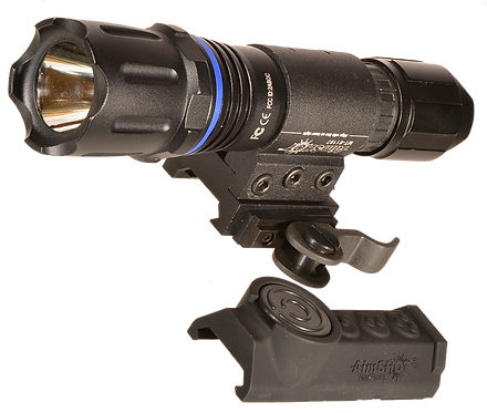 TX890 Wireless Flashlight